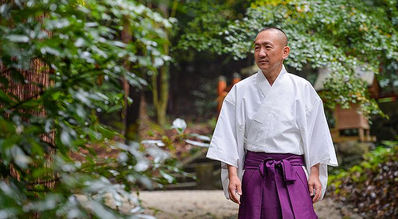 —奈良の「始まりの地」にある社を訪れる人へのメッセージをお願いします。