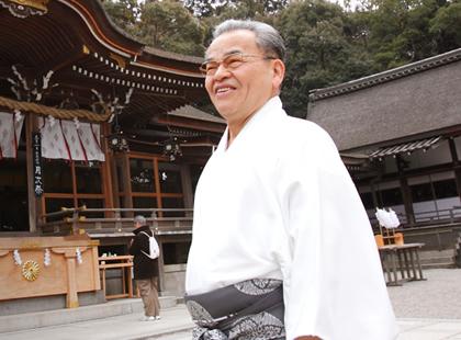 日本人の祈りの原点