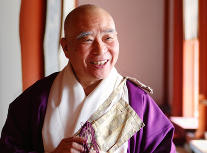 仏教から見たおもてなしの心