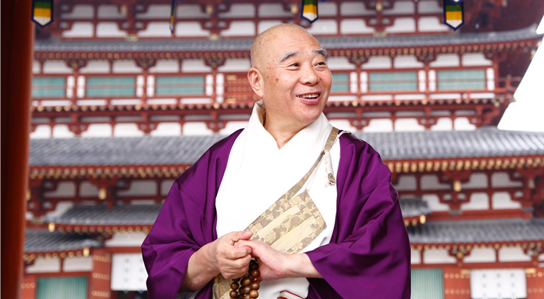 ―山田管長は「接遇」という言葉を使われましたが、その姿勢は「おもてなし」に通じるように思えます。2020年の東京オリンピック開催が決まり、招致プレゼンテーションで使われた「おもてなし」という言葉が注目されましたが、仏教から見た「おもてなしの心」とは、どういったものなのでしょうか。