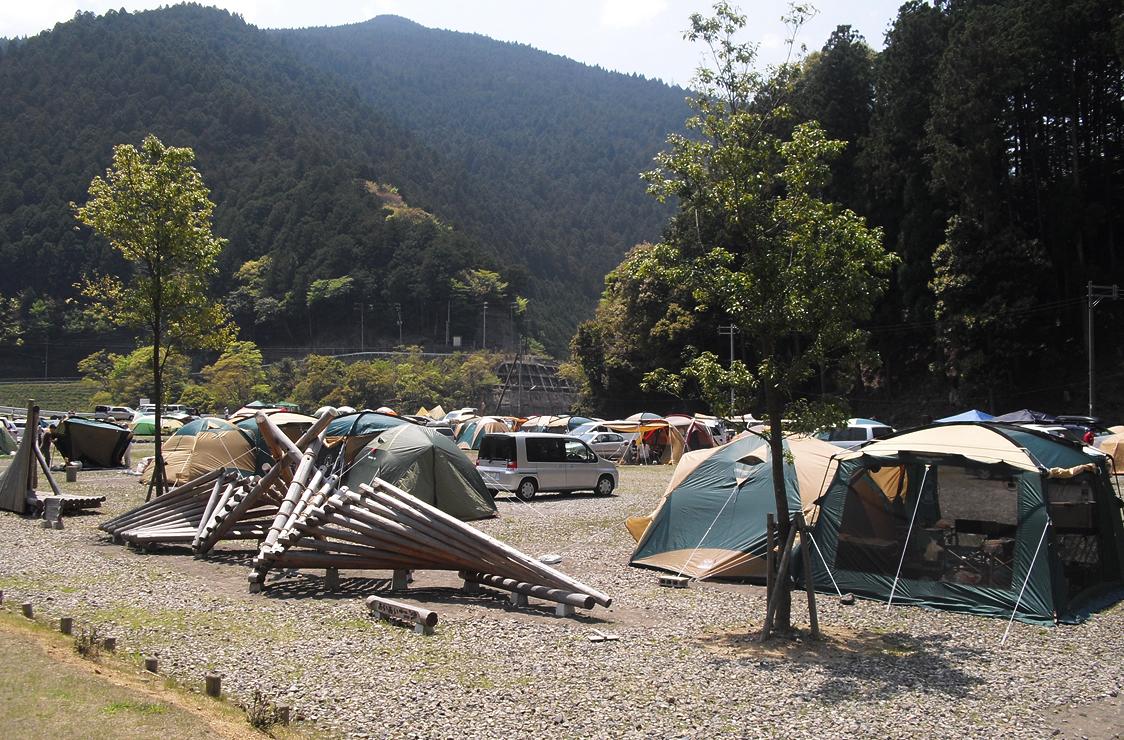 葛城 高原 キャンプ 場