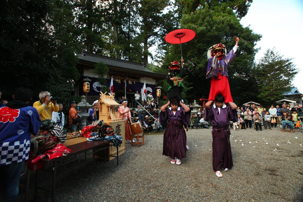四社神社 秋まつり