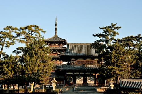 法隆寺|奈良県観光[公式サイト] あをによし なら旅ネット|斑鳩町 ...