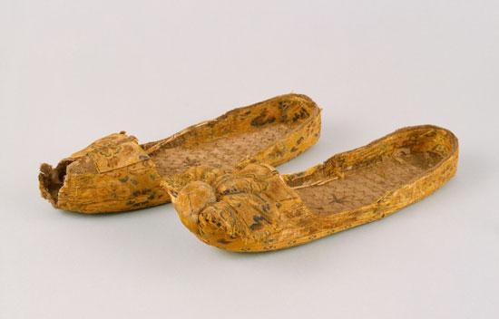 北倉 繡線鞋