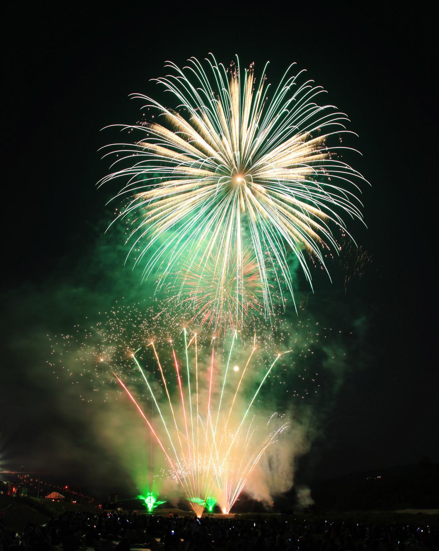 第48回吉野川祭り 納涼花火大会