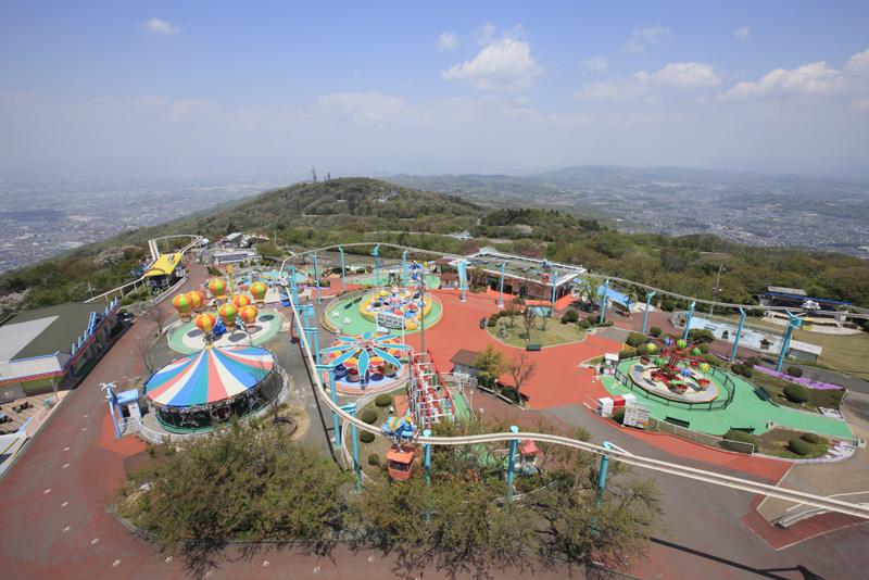 生駒山上遊園地|奈良県観光[公式サイト] あをによし なら旅ネット ...