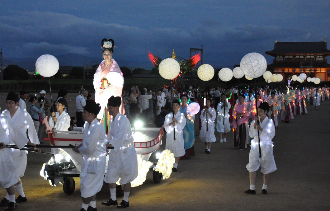 天平たなばた祭り~平城京天平祭・夏~