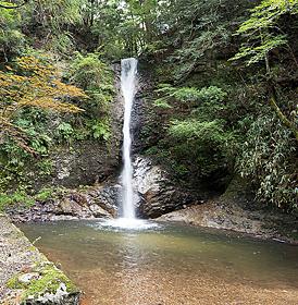 ファインダー越しにひろがる優美な滝をおさえよう!
