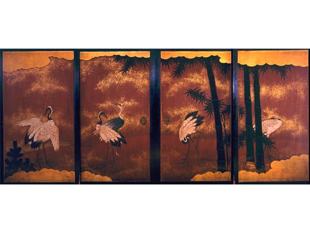 玉置神社 熊野三山の奥宮「玉置神社」参拝と国指定重要文化財「襖絵」拝観
