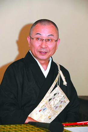 多川 俊映 氏(興福寺 貫首)