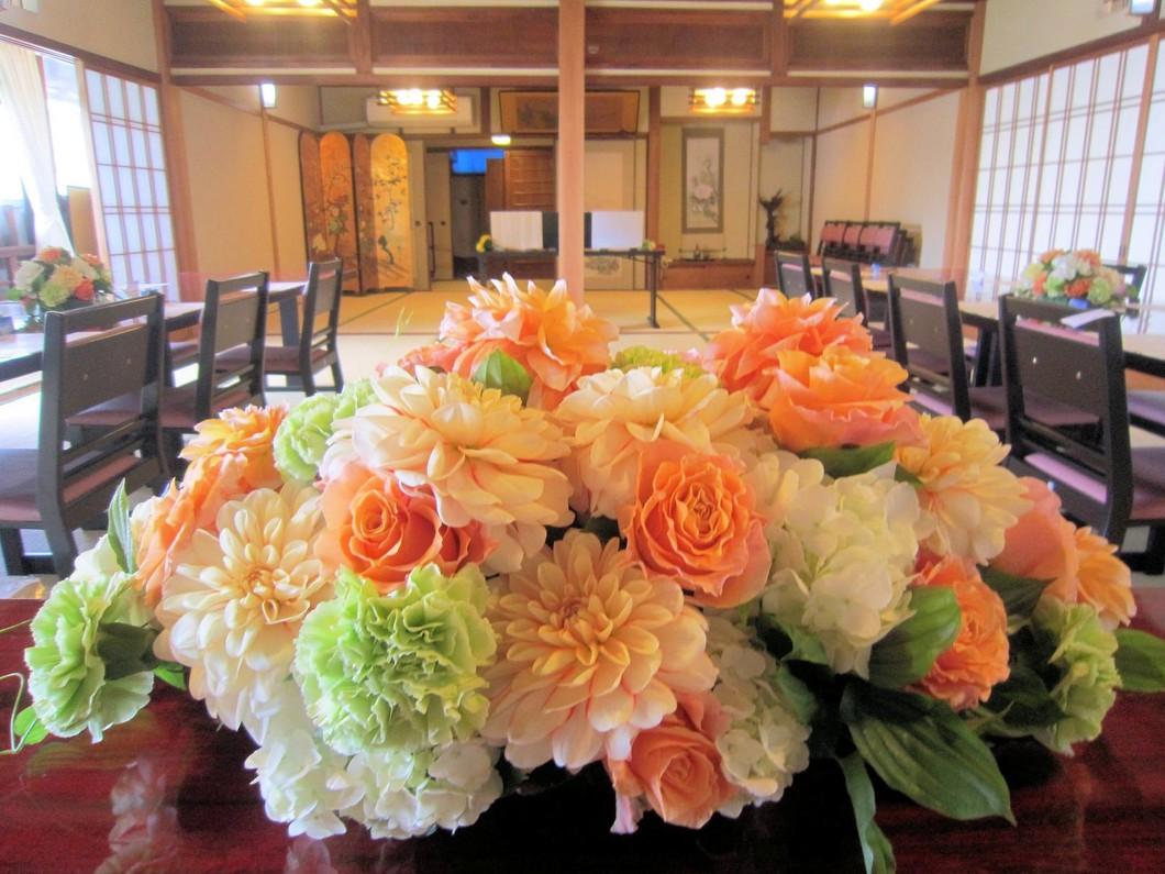 大神神社の結婚披露宴・会食