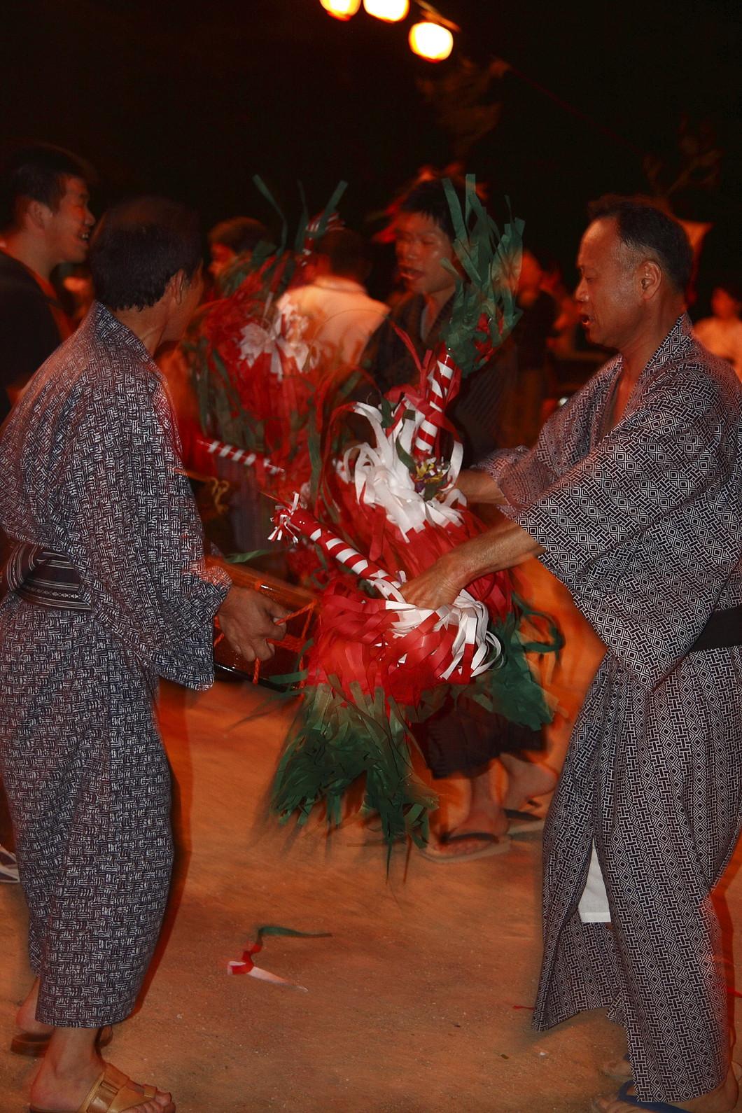 小原の大踊り(おはらのおおおどり)