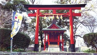 小杜神社(こもりじんじゃ)