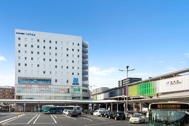 スーパーホテルLOHAS・JR奈良駅