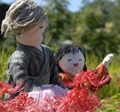 毎年秋に「かかしコンテスト」 が行われる(写真/EditZ)