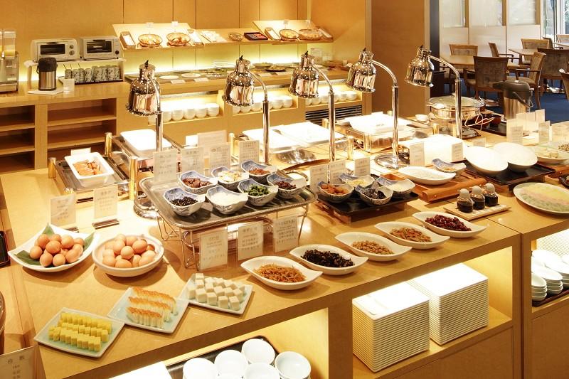 朝食(メニュー例)