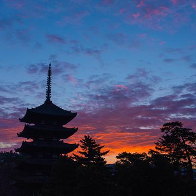 世界遺産の社寺